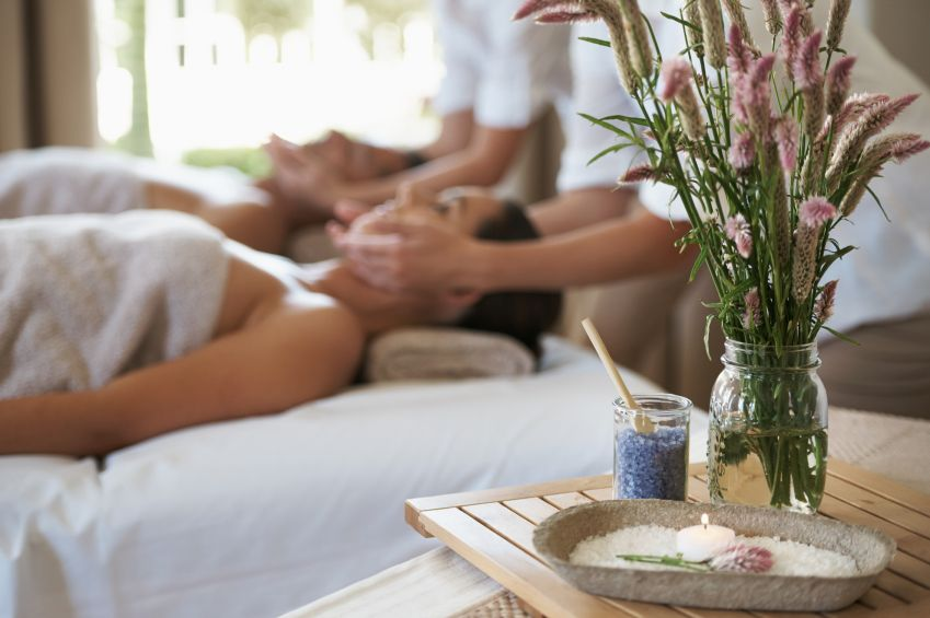 Spa &Wellness  Foto:© istock.com/ PeopleImages